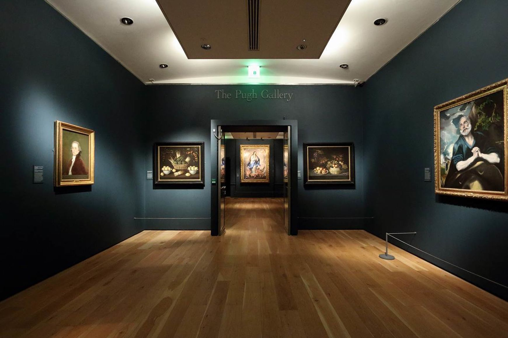 El Greco To Goya Exhibition Co Curated By Bernadette And Xavier Bray At The Wallace Collection